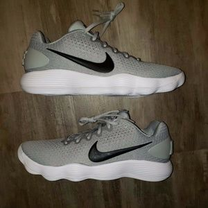 New Nike hyperdunk 2017 Low Cool Grey Black RARE B